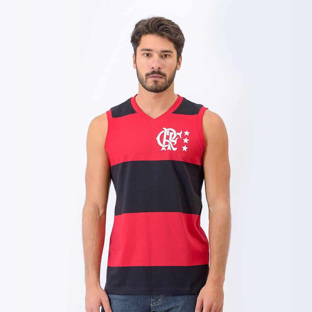 Regata Retrô Flamengo Libertadores Masculina