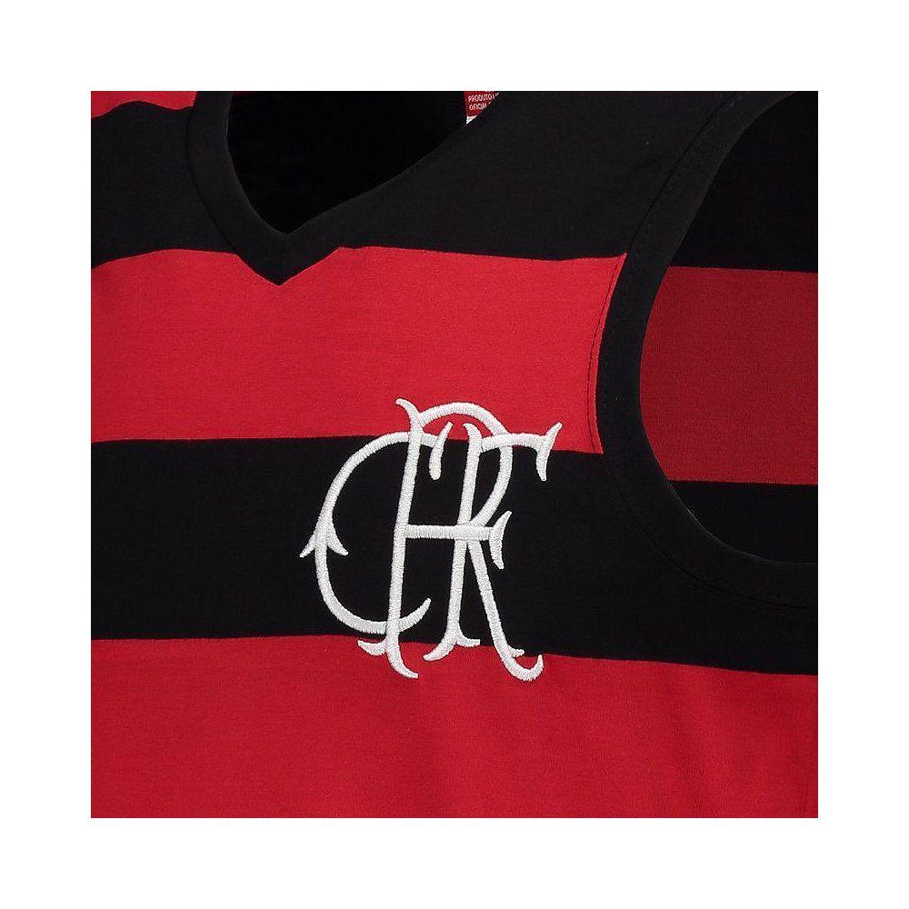 Regata Retrô Flamengo Tri Masculina