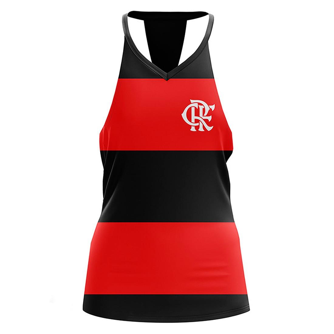 Regata Flamengo Retrô