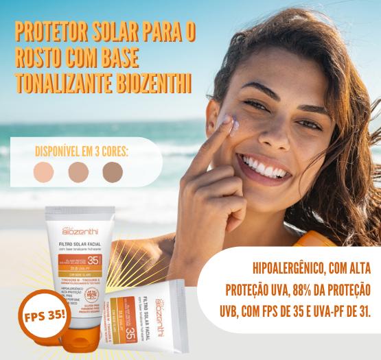 protetor solar fps 35 biozenthi
