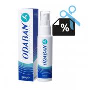 Odaban Spray - Antitranspirante que acaba com o suor excessivo