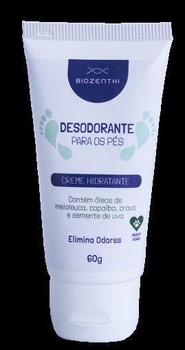 Desodorante Eliminador do Chulé dos Pés