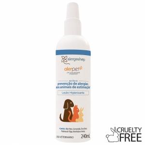 Kit Shampoo Alerpet e Loção Higienizante Alerpet