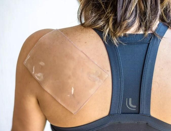 Placa de Silicone para Cicatriz e Rugas Supérbia