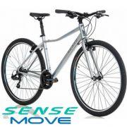 Bicicleta  SENSE MOVE - Componentes SHIMANO - ARO 700 URBANA