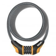 Cadeado Segredo Onguard - 4 dígitos - 120cm x 12mm