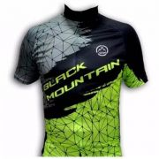 Camisa Ciclismo Black Mountain