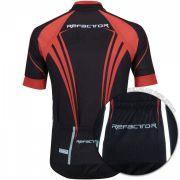 Camisa Ciclismo Masculina Logan - REFACTOR