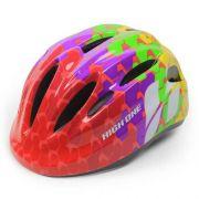 Capacete Infantil para bicicleta High One  cores Tamanho  M - Criança