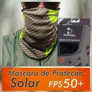 MÁSCARA DE PROTEÇÃO SOLAR DORSAL - 50FPS - TUBE NECK PROTEGE NUCA / ROSTO/ PESCOÇO