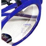 Óculos Ciclismo Armação Azul - lentes Transparentes