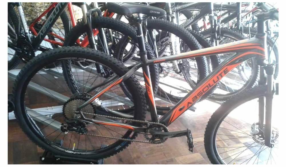 Bicicleta Aro 29 Aluminio Grupo 1 x 11v - 11x46 Dentes c/ Trava e Regulagem - Abs PRIME