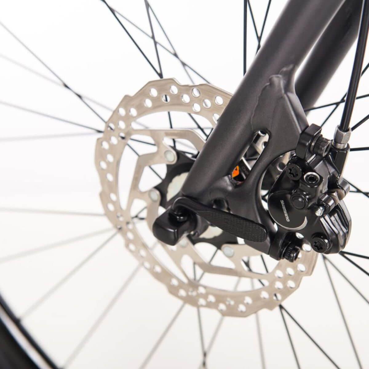 Bicicleta  SENSE ACTIVE 2019  - 27v -  Aro 700 - Componentes SHIMANO - Freios HIDRÁULICOS SHIMANO