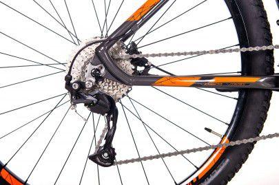 Bicicleta  SENSE ROCK EVO - 27 velocidades SHIMANO hidráulico 2019