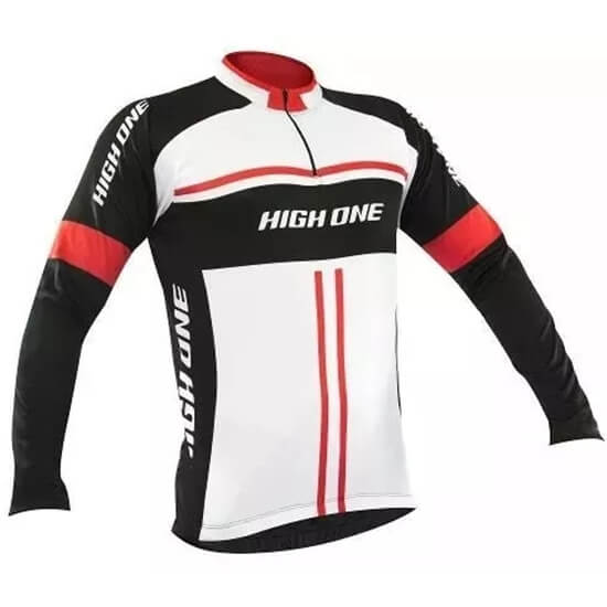 Camisa Ciclismo HIGH ONE Manga LONGA