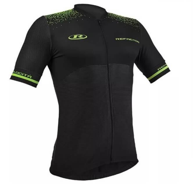 Camisa Ciclismo Masculina Velocitá - REFACTOR