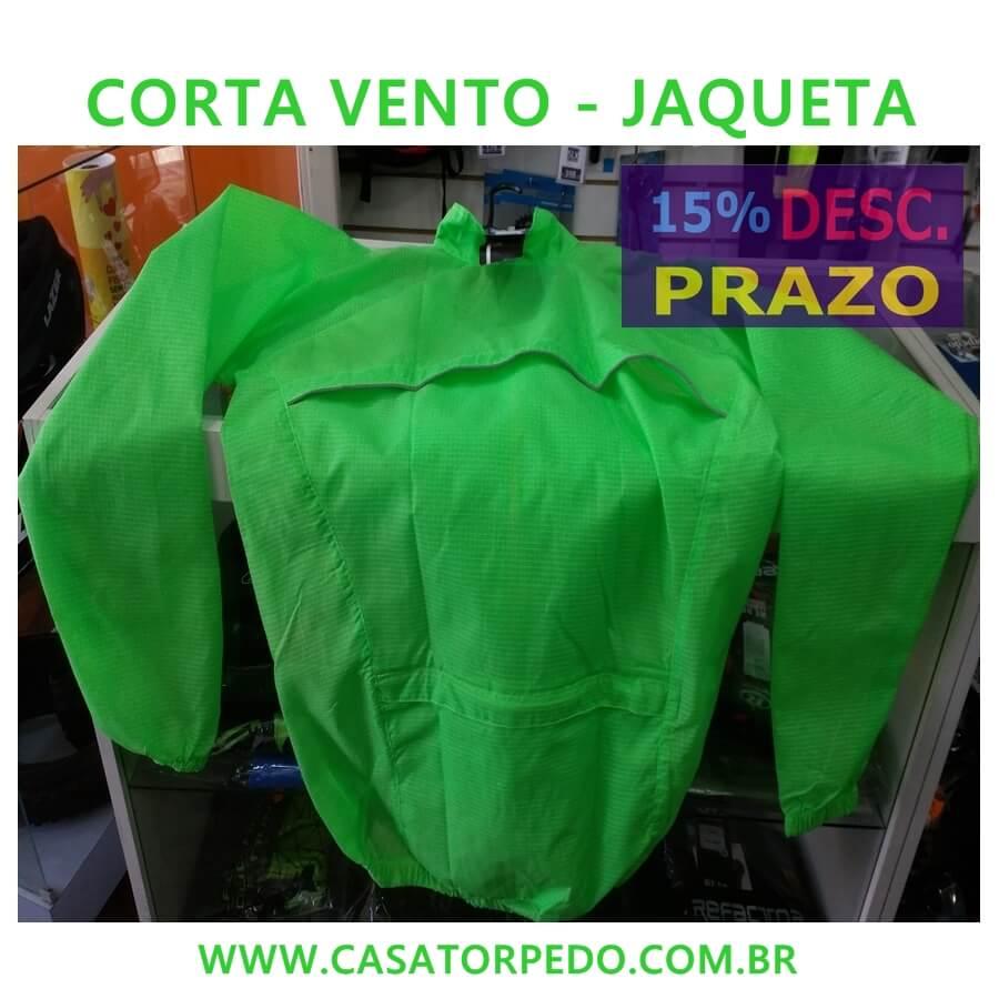 CORTA VENTO - JAQUETA - REFACTOR