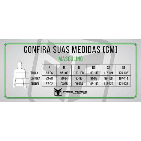 JAQUETA CORTA VENTO FREE FORCE AMARELO COM DETALHES PRETO