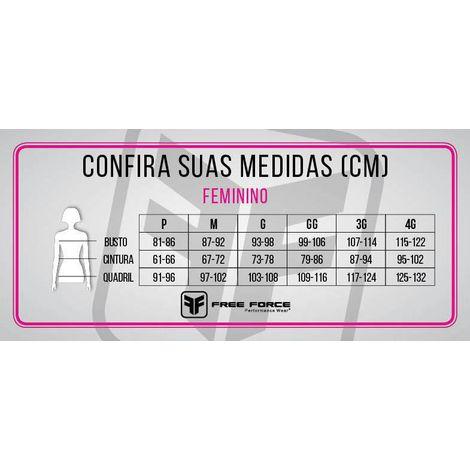 JAQUETA CORTA VENTO FREE FORCE ROSA