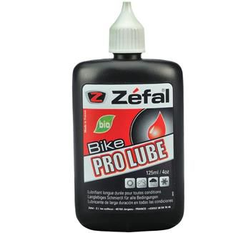 Óleo Lubrificante Corrente Zéfal Pro Lube Seco / Chuva 125ml