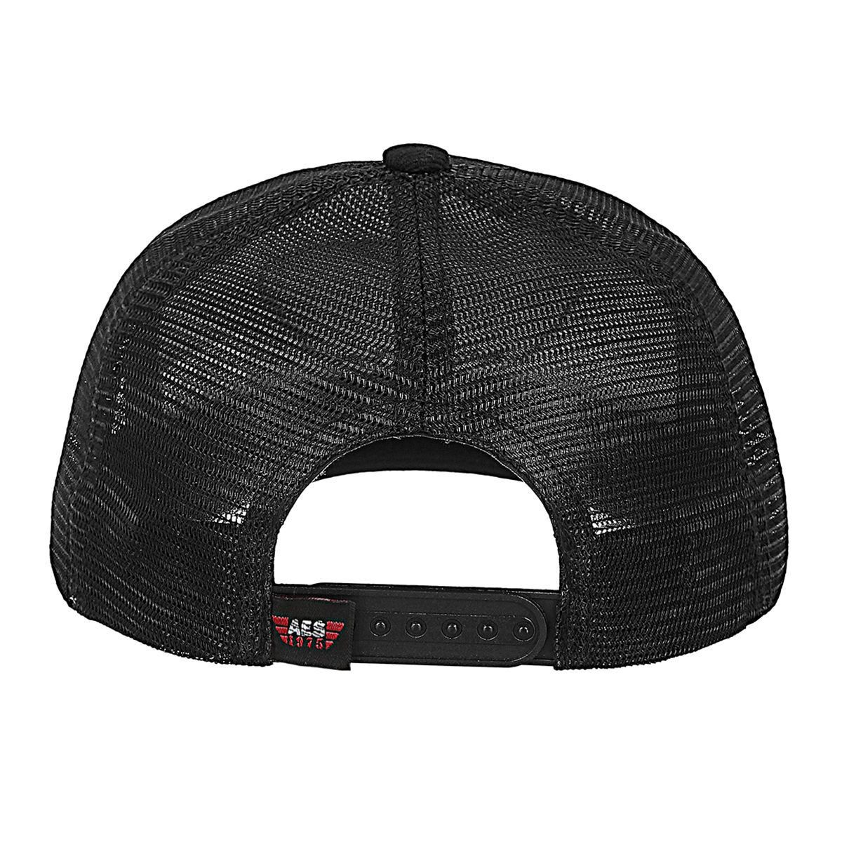 Boné AES 1975 Trucker Patch Preto