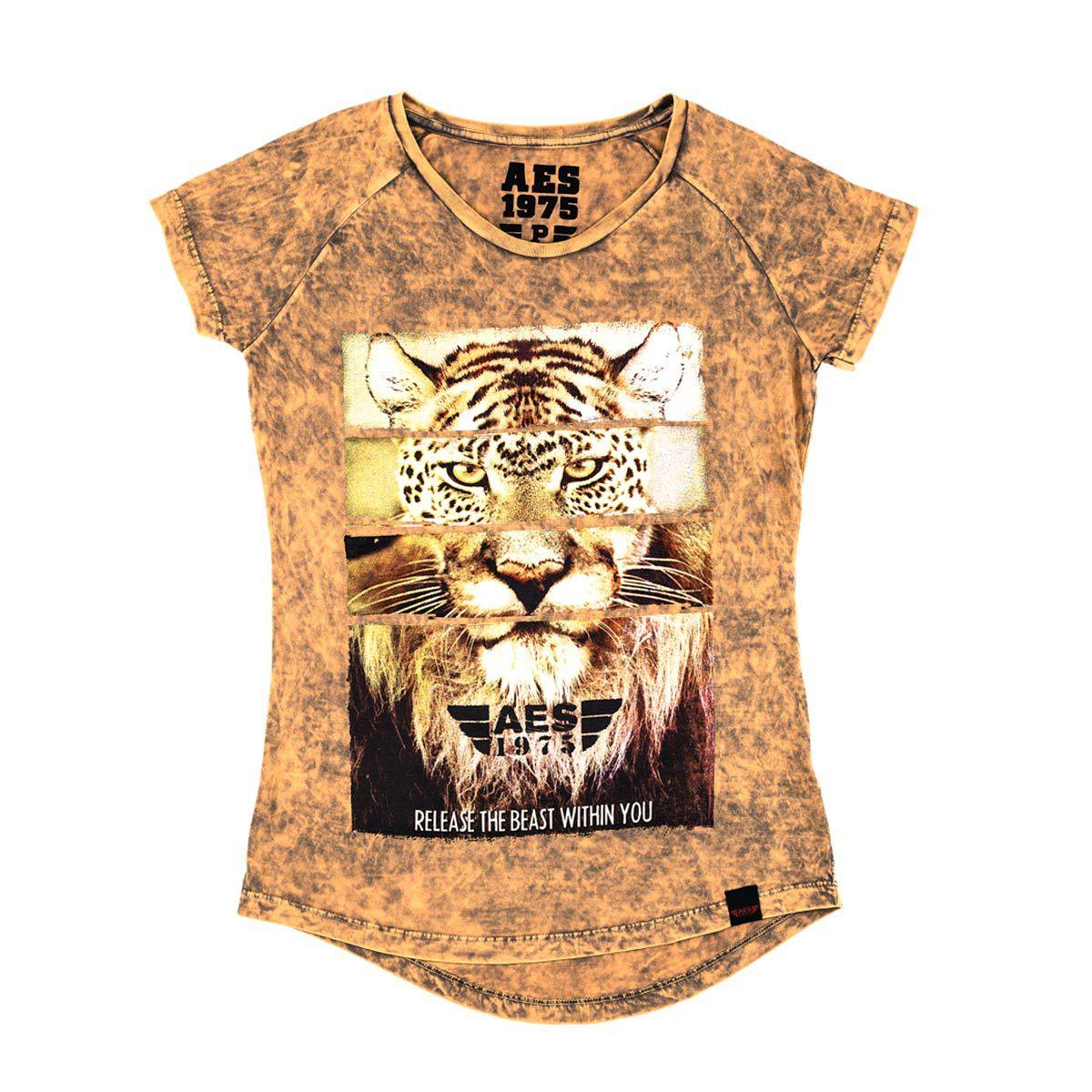 Camiseta AES 1975 Animals