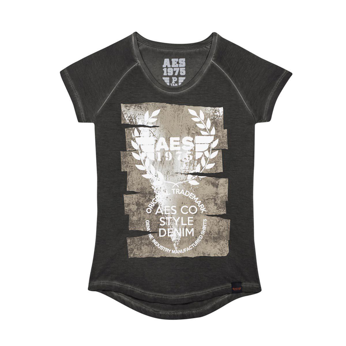 Camiseta AES 1975 Dark
