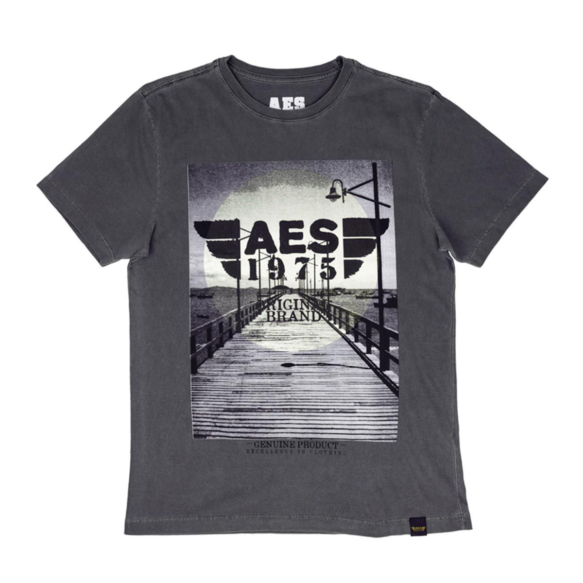 Camiseta AES 1975 Dock