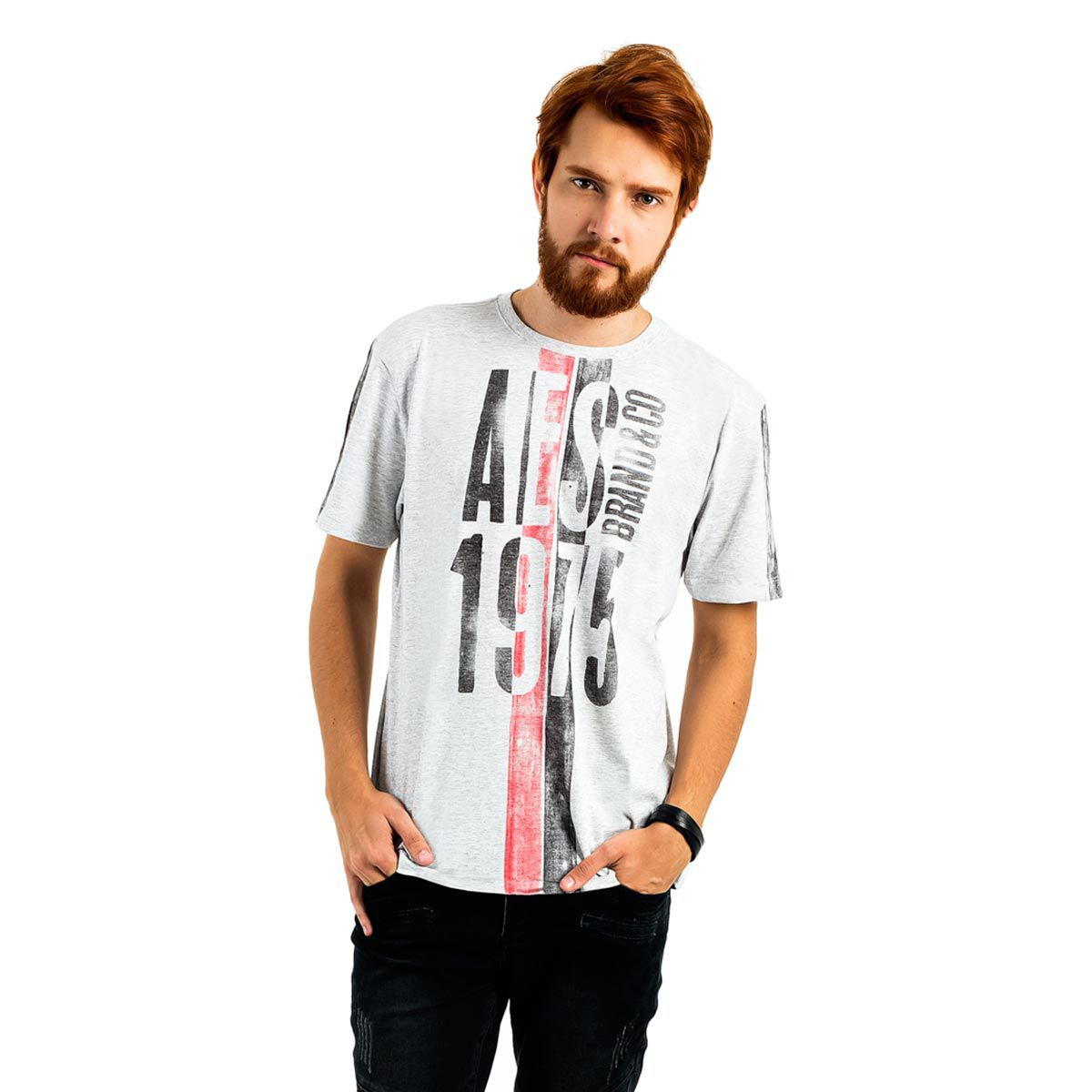 Camiseta AES 1975 Fashion