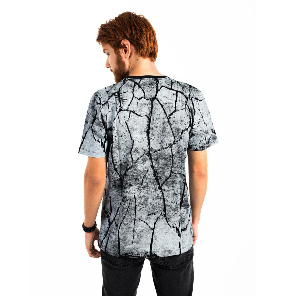 Camiseta AES 1975 Marble