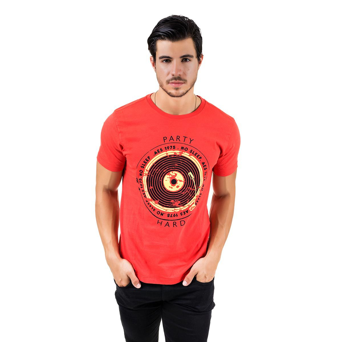 Camiseta AES 1975 Party Hard