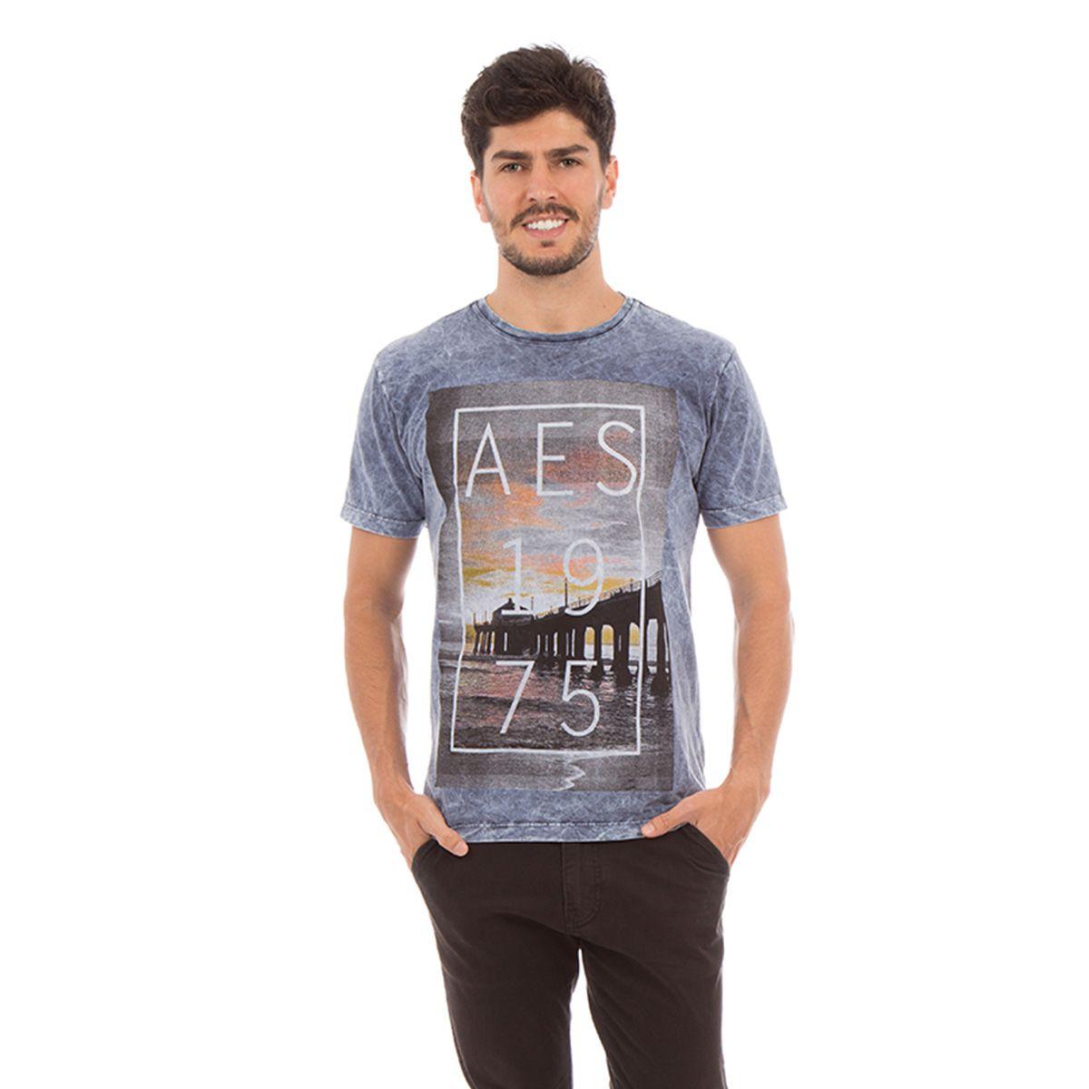 Camiseta AES 1975 Pier