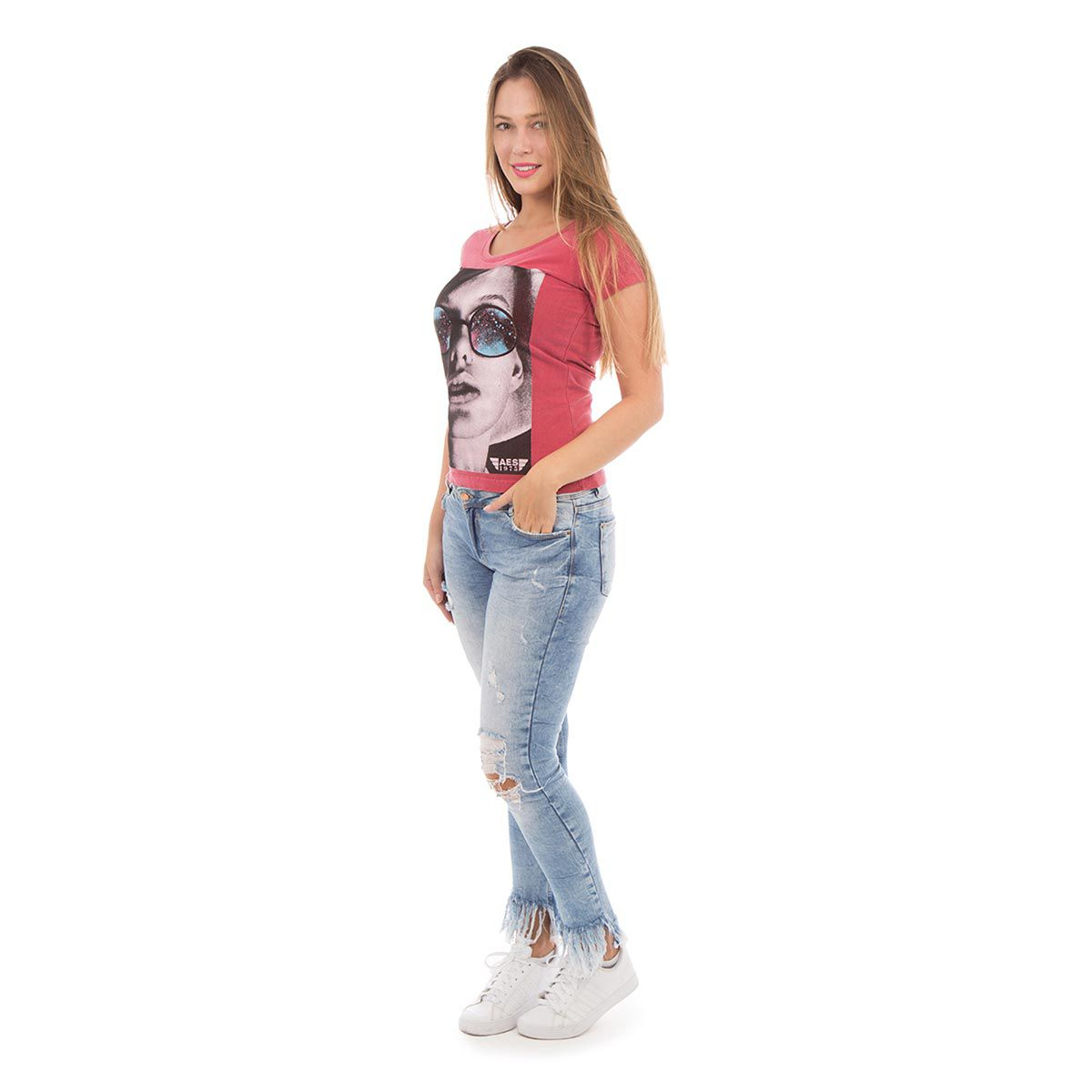 Camiseta AES 1975 Pretty Woman