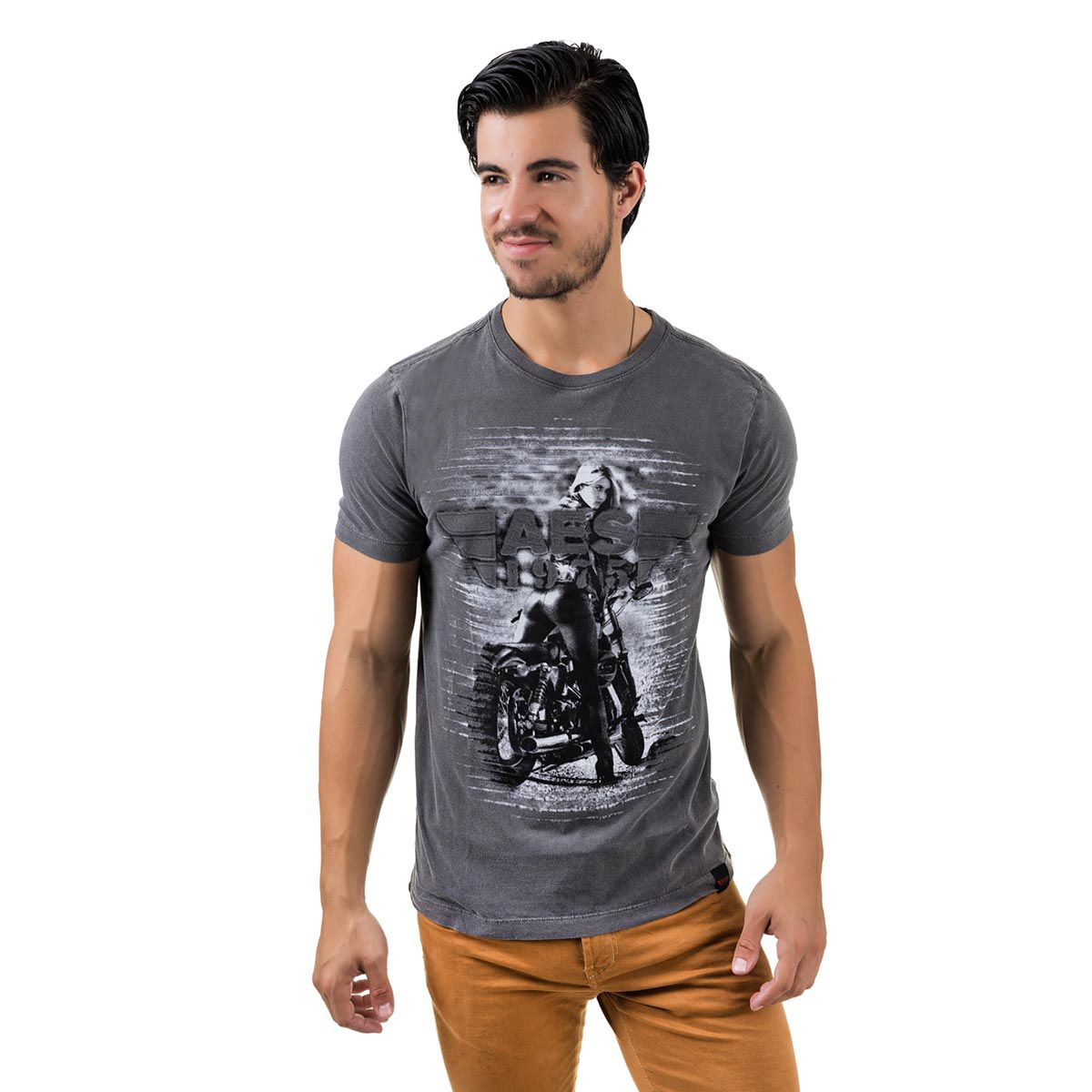 Camiseta AES 1975 Rebel