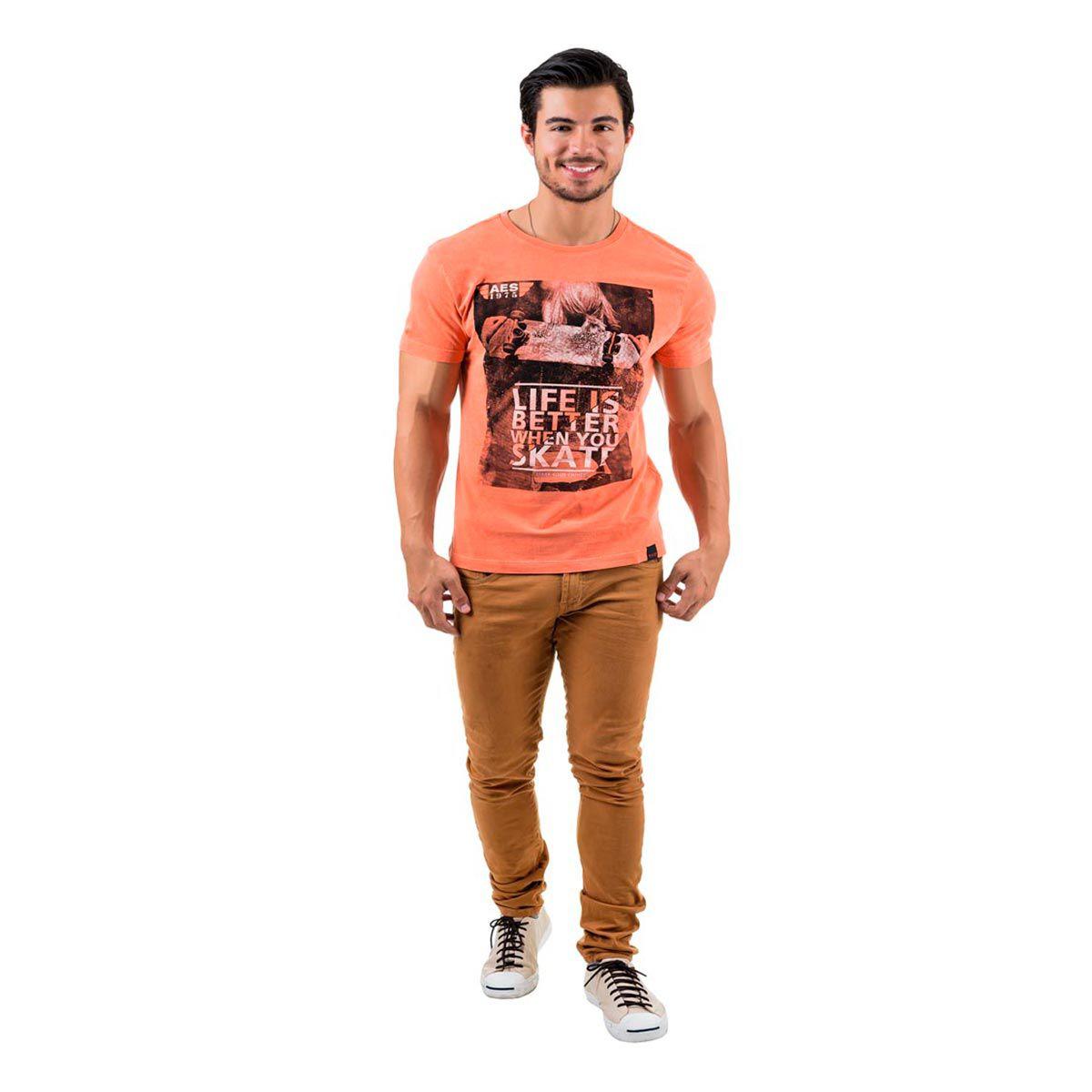 Camiseta AES 1975 Sk8 Lifestyle