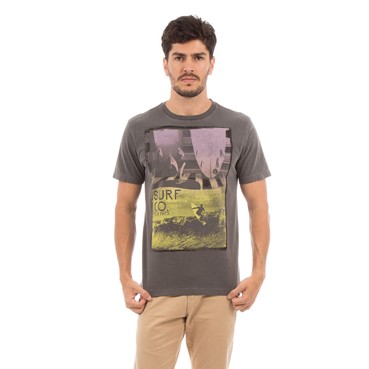 Camiseta AES 1975 Surf