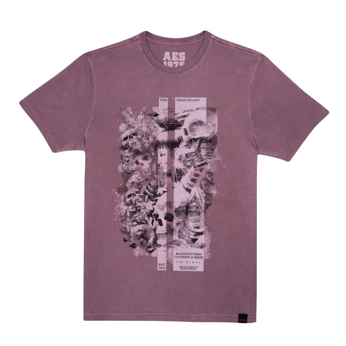 Camiseta AES 1975 The Island