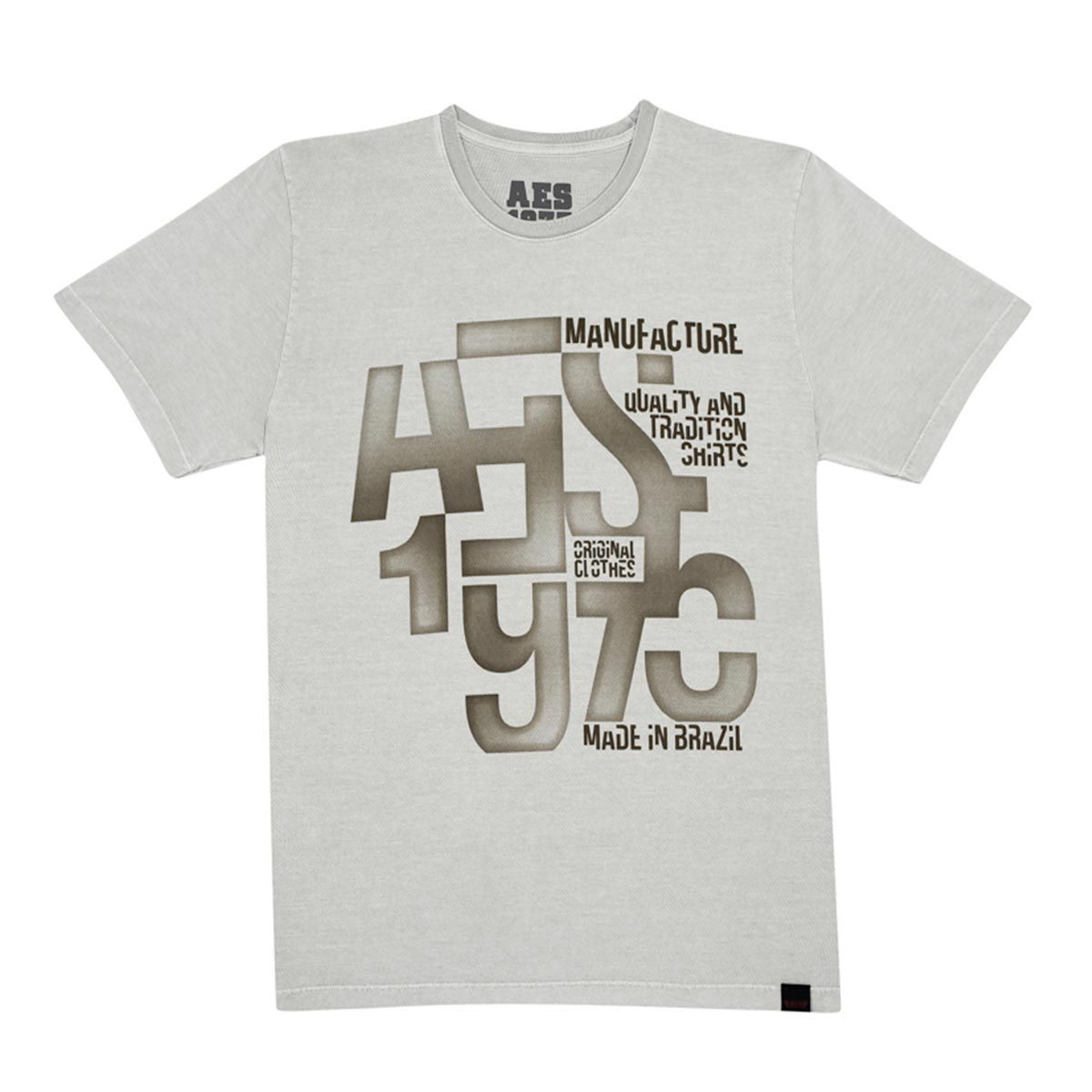 Camiseta AES 1975 Traditional
