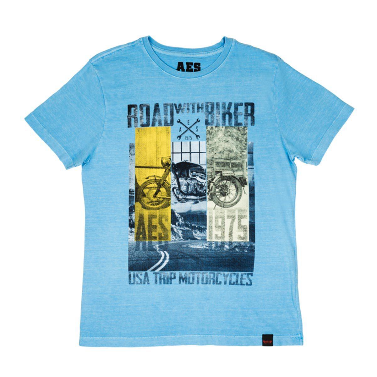 Camiseta AES 1975 Trip