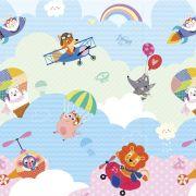 Tapete Baby Play Mat Médio i Love Sky x  Safety st