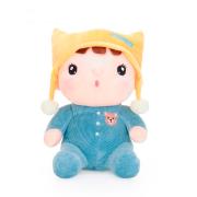 Boneca Metoo Sweet Candy Bebê Azul  Metoo Ref