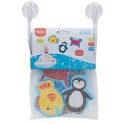 Brinquedo de Banho Animais Marinhos - Buba Ref