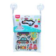 Brinquedo de Banho Carrinhos - Buba Baby Ref