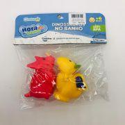 Brinquedo de Banho Dinossauro - Girotondo Ref Lp61361