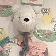 Cabeça Urso Polar Silvia Polito Ref