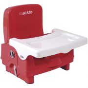 Cadeira Portátil Sweet Vermelho - Kiddo Ref 1045avms