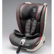 Cadeira Strada Black Red Line Isofix - Burigoto Ref 5117