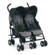 carrinho de bebê Echo Twin Coal - Chicco