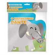 Livro de Banho Amiguinhos da Água o Elefantinho Dante - Todolivro Ref