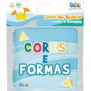 Livro de Banho Cores e Formas  Toyster Bda Ref